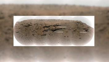 Marte: la foto preferida de los científicos de la NASA