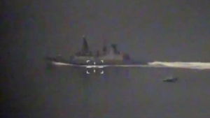 Rusia y el Reino Unido se acusan por buque en mar Negro