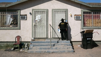 EE.UU. extendería la prohibición de desalojo hasta julio