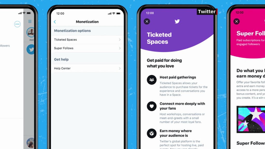 Twitter launches new monetization tools