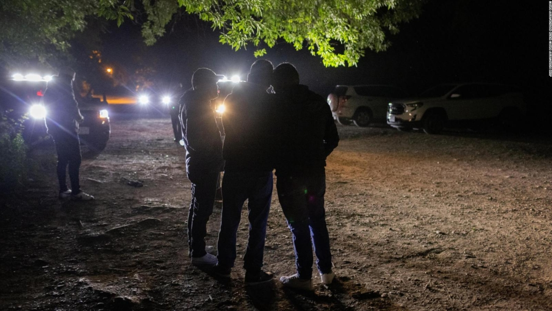 Cada vez más venezolanos buscan cruzar frontera de EE.UU.