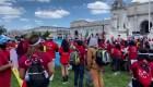Activistas piden reforma inmigratoria desde Washington