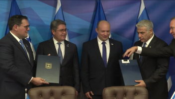 Honduras inaugura su embajada en Jerusalén