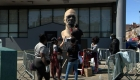 Vandalizan estatua de George Floyd en Nueva York