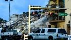 El salitre corroe el hierro de las columnas en Miami, dice arquitecto