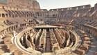 Coliseo de Roma abre por primera vez galerías subterráneas