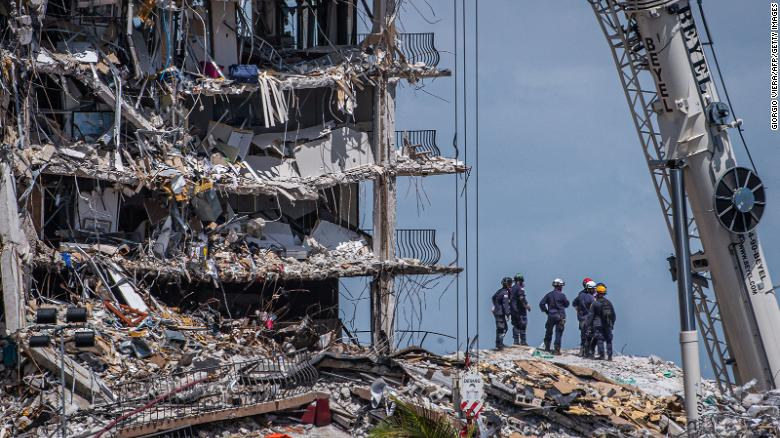 What we know about the investigation of the collapse of the Miami building as of this Monday