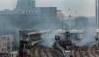 Incendio en Londres causa alarma en residentes