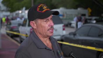 """Comisionado de Miami-Dade: """"Quiero mantener la esperanza"""""""