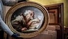 "Venden pintura ""olvidada"" de Fragonard por US$ 9 millones"