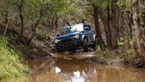 Así es manejar el nuevo Ford Bronco