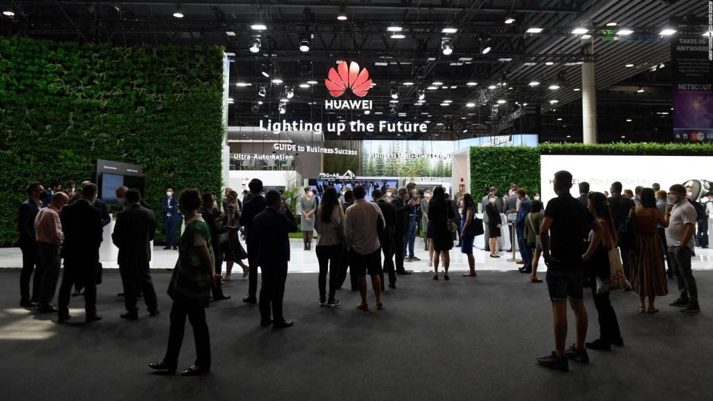Huawei presenta sus 'wearables' en Mobile World Congress