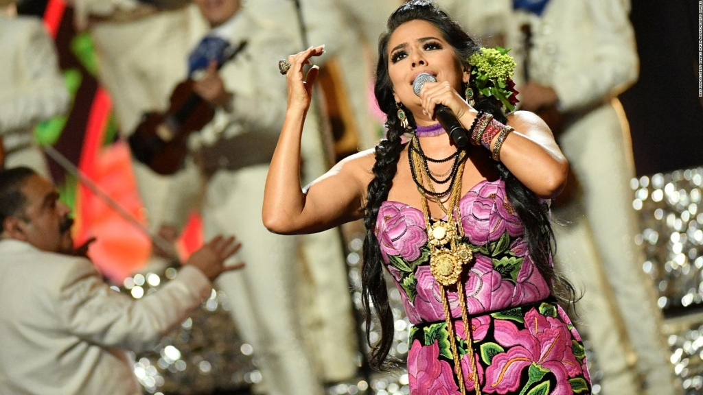 This will be the return of Lila Downs to a face-to-face concert