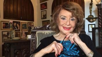 La experiencia de entrevistar a Delia Fiallo