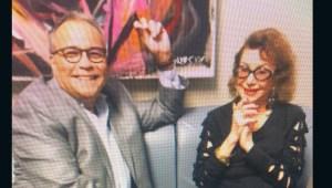 Camilo recuerda última entrevista que le hizo a Delia Fiallo