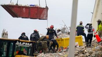 Confirman la muerte de dos niños en edificio en Miami