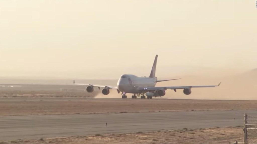 Virgin Orbit effettua con successo il suo secondo volo orbitale