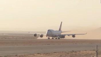 Virgin Orbit realiza con éxito su segundo vuelo orbital