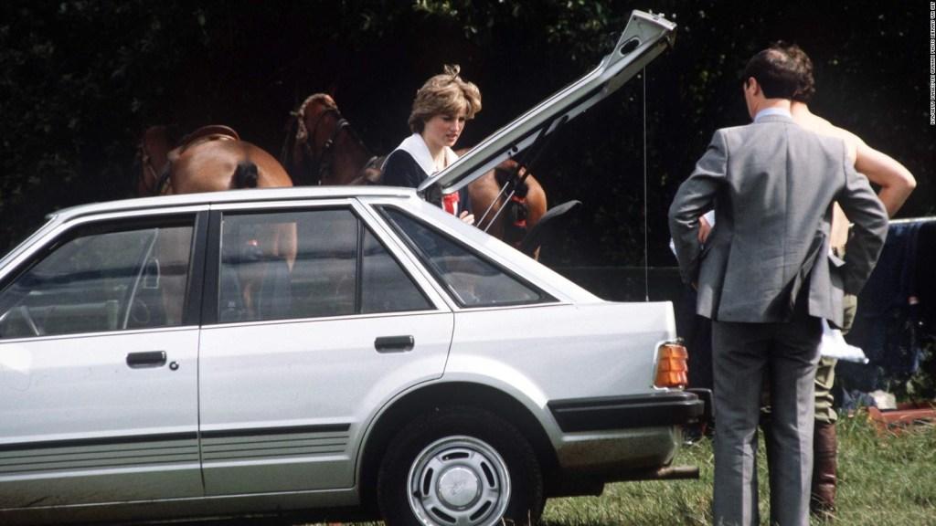 ¿Por cuánto se subastó el auto de la princesa Diana?
