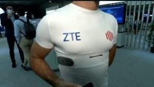Esta camiseta 5G monitorea la salud