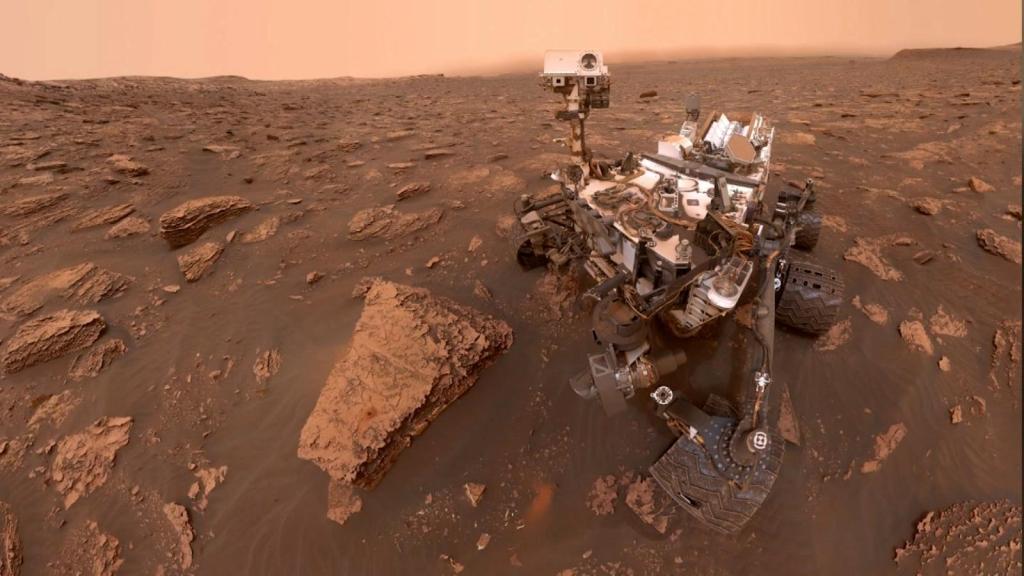 La NASA è vicina a spiegare il misterioso gas metano su Marte