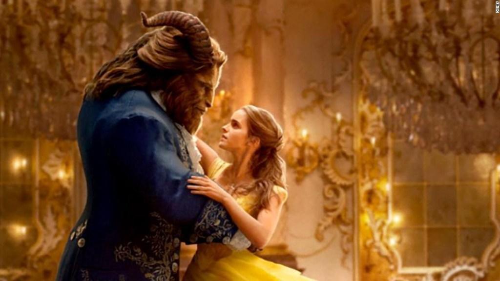 bella bestia Disney