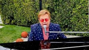 Elton John gira
