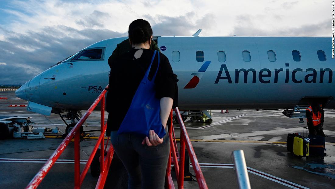aerolínea pasajeros