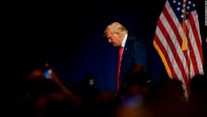 Trump escándalo