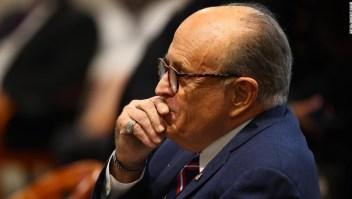 Giuliani Ucrania
