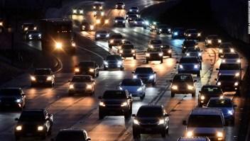accidente automovilístico conductores