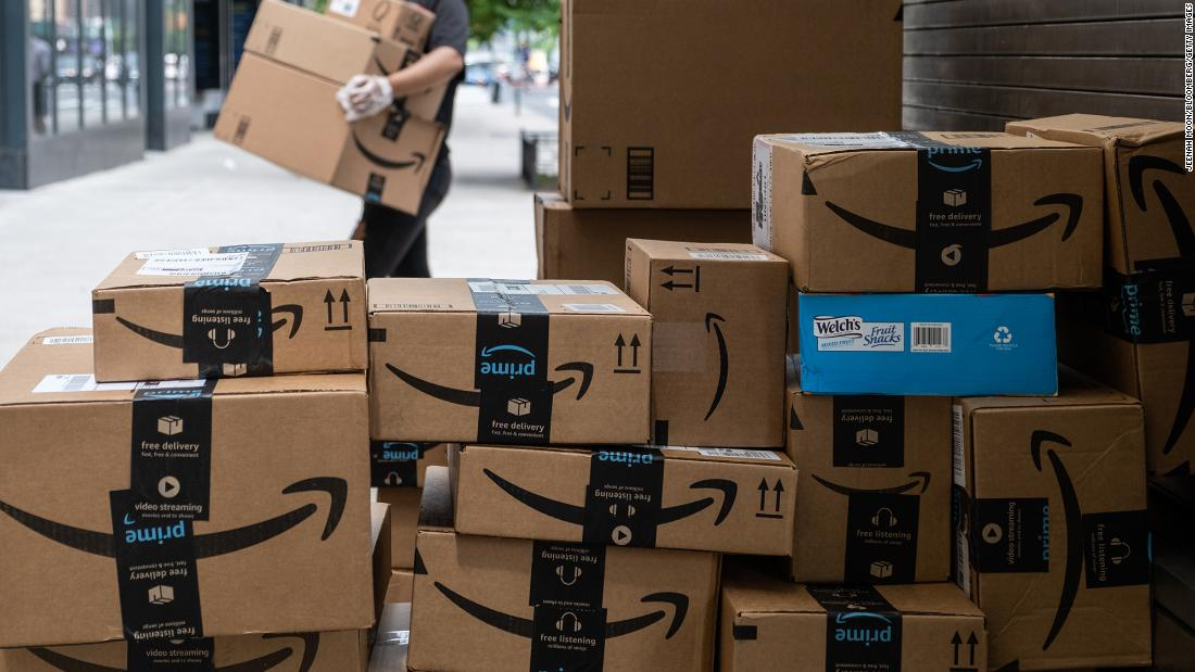 Logistica de Amazon