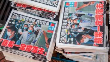 Apple Daily Hong Kong