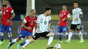 Argentina Chile Copa América 2021