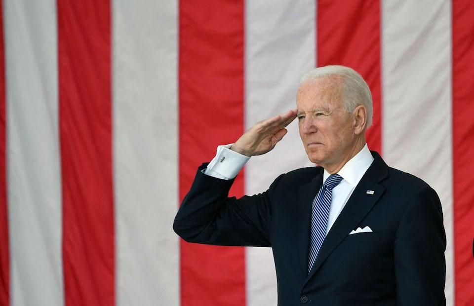 Joe Biden Memorial Day