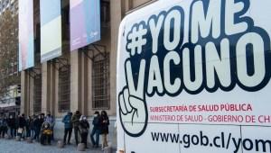 Chile vacunas