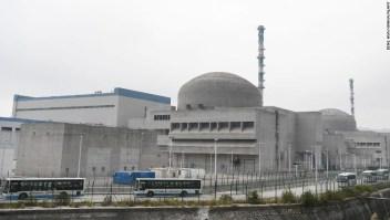 China planta nuclear