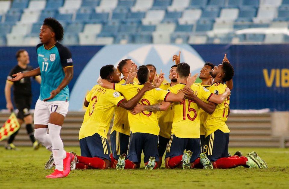 Copa América resultados