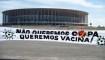 Copa América Brasil protesta casos covid-19