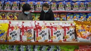 Corea del Norte alimentos escasez
