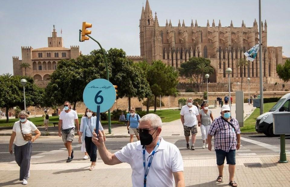 España mascarilla