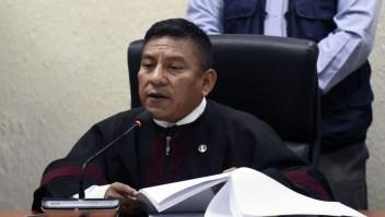 Guatemala jueces