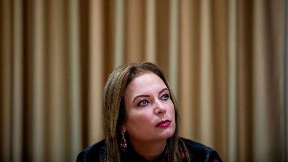 María Fernanda Flores Lanzas, ex primera dama de Nicaragua