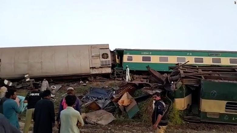 Bruno Rodríguez sends condolences to Pakistan for railway accident