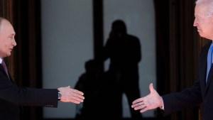Desafíos Globales Biden Putin