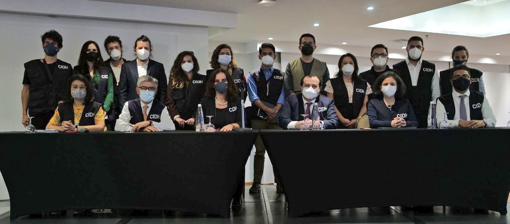 Protests in Colombia: What is the IACHR doing during its visit to the country?