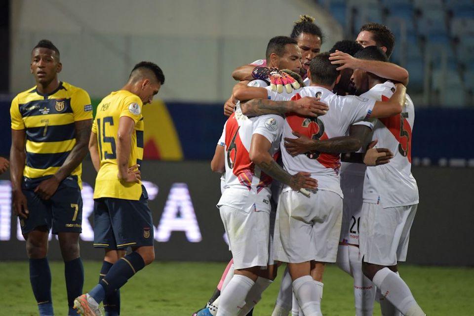 Copa América Perú Ecuador