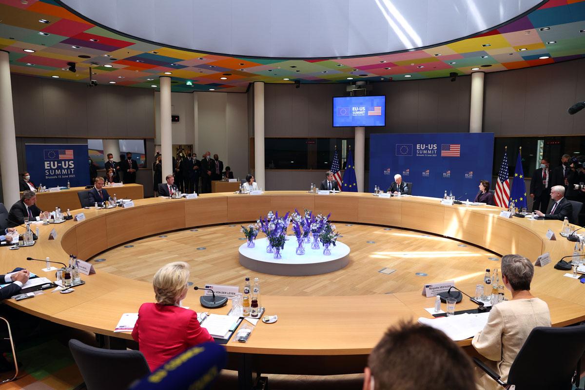 Cumbre Biden Unión Europea