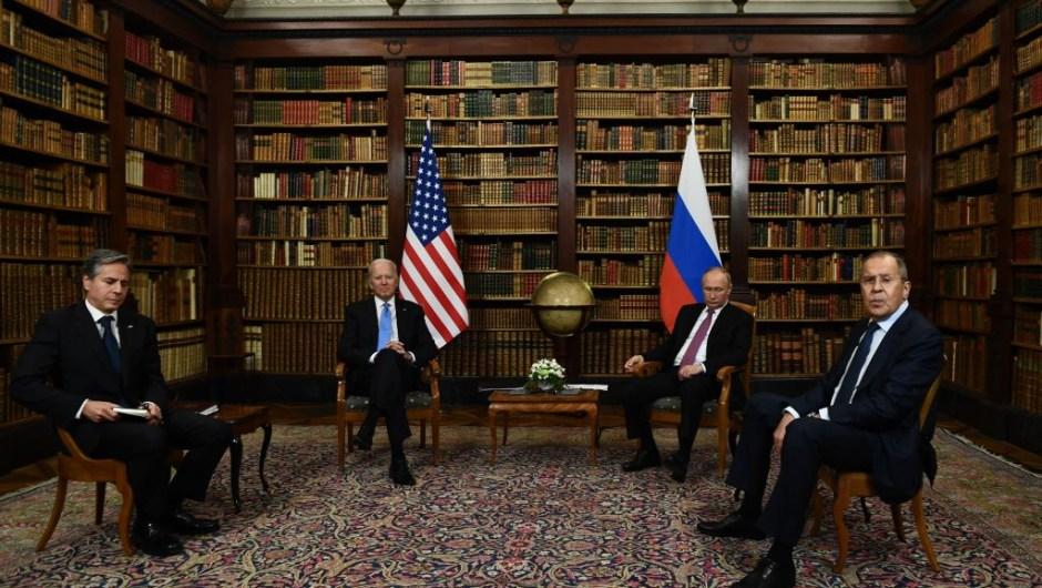 Cumbre Biden Putin