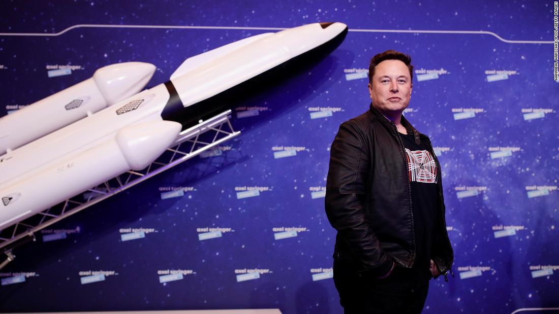 Elon Musk sucesión Tesla